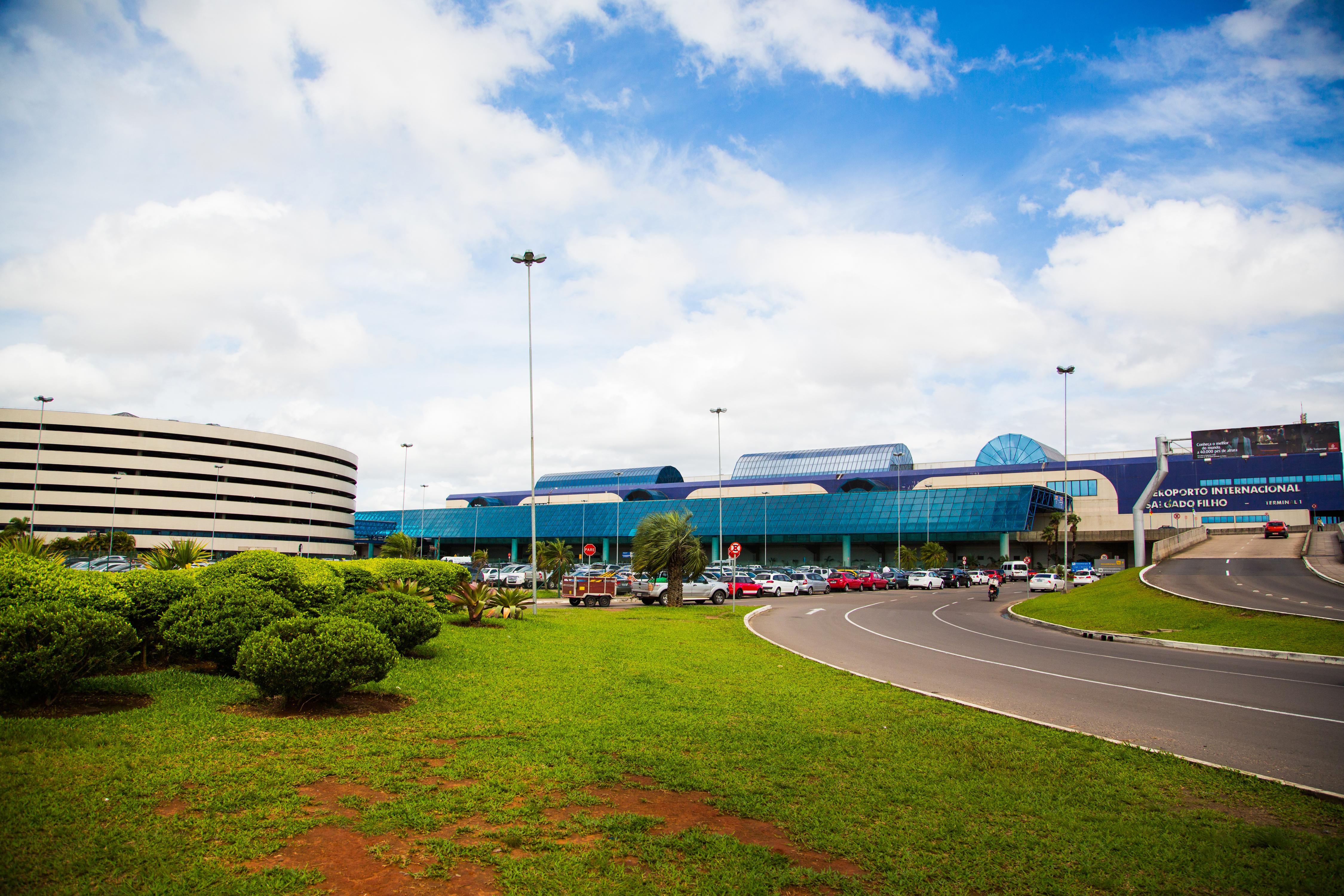 Aeroporto Internacional Salgado F.