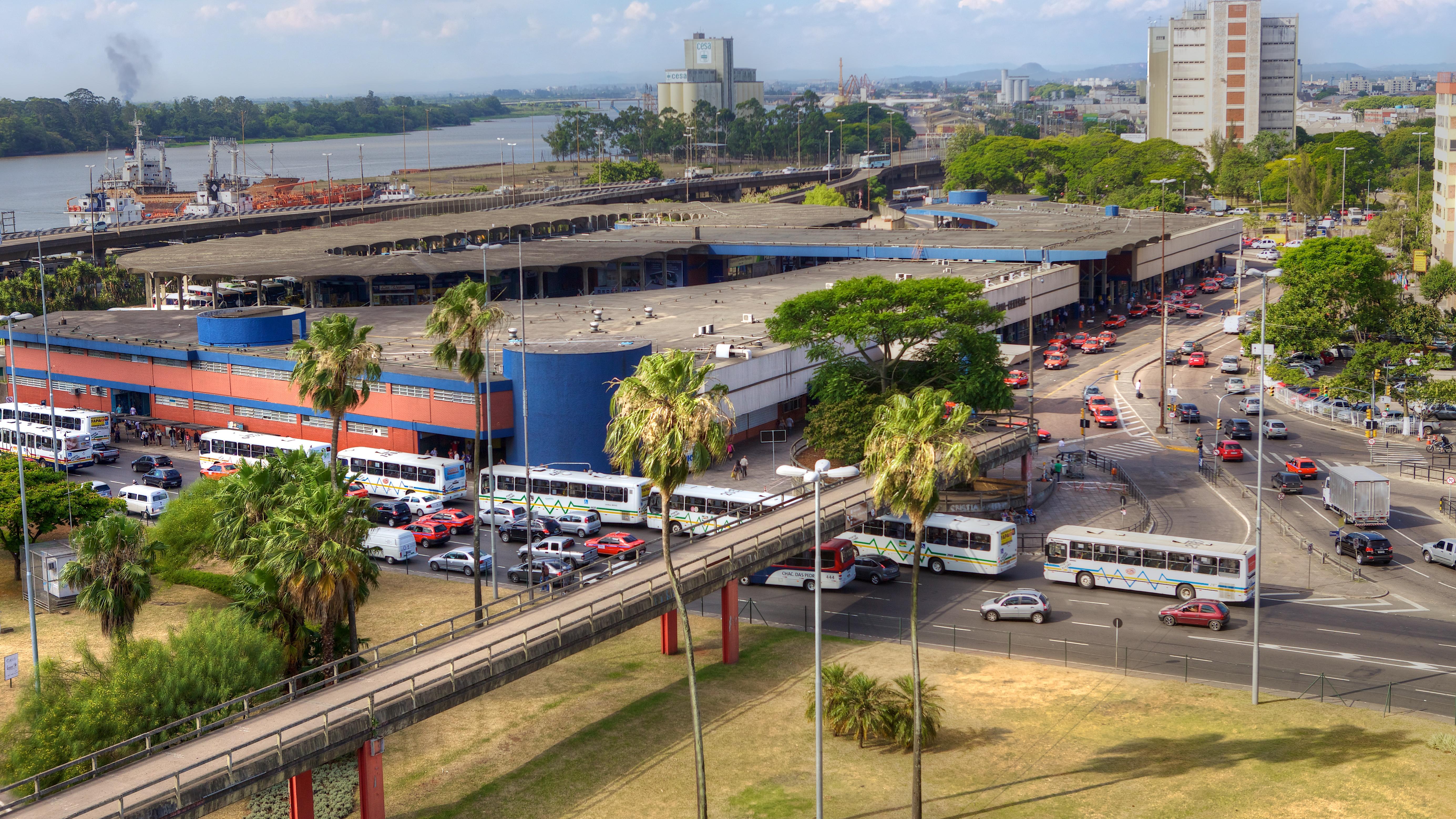 Estação Rodoviária Central