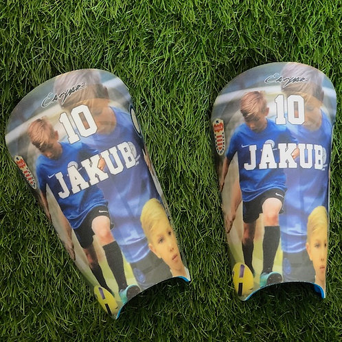 Football shinpads ACADEMY - Custom Design