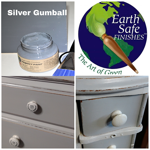 Silver Gumball - Perfect Paint