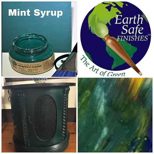 Mint Syrup - Perfect Paint