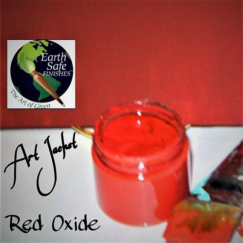 Red Oxide - Art Jacket