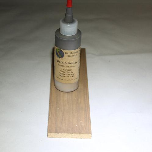 Rustic Brown - Stain & Sealer