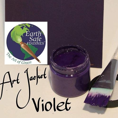 Carbizole Violet - Art Jacket