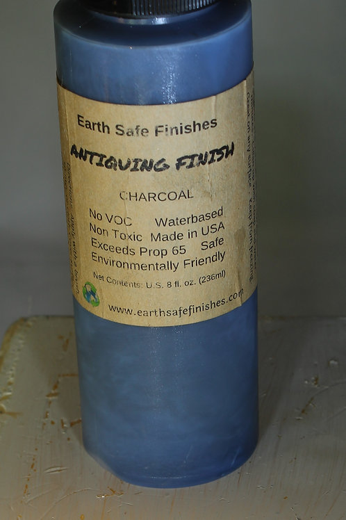 Charcoal - Antiquing Finish