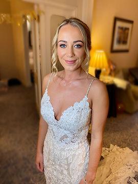 Evie's Wedding day 2020