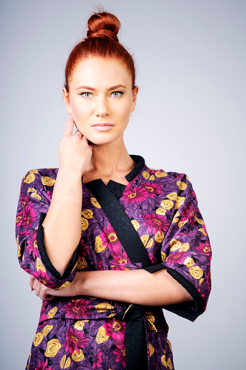 Kimono Modello Tubolare
