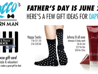 Father's Day Gift for Dapper Dad