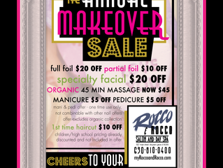 Annual Makeover Sale 2016!