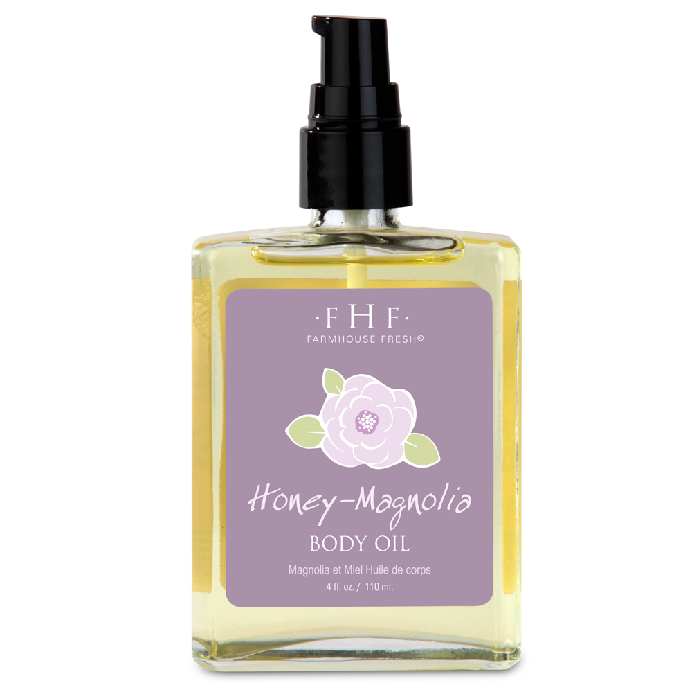 Honey Magnolia Body Oil