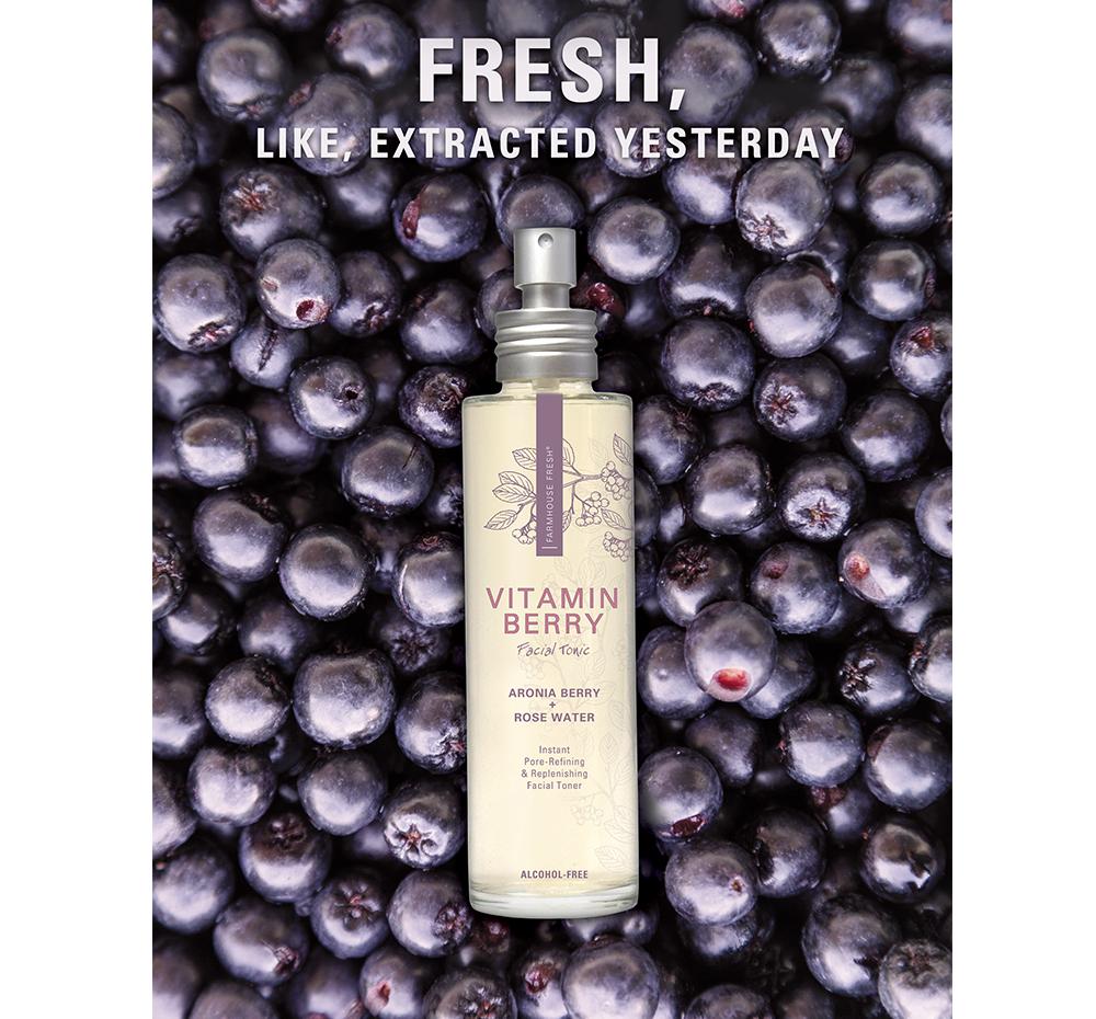 Vitamin Berry Facial Tonic