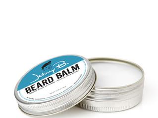 New! Johnny B Beard Balm