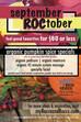 September | ROCtober
