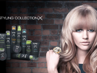 Rusk Styling Collection, New Products!
