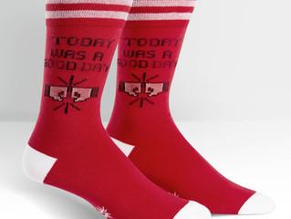 New Fall Sock Styles