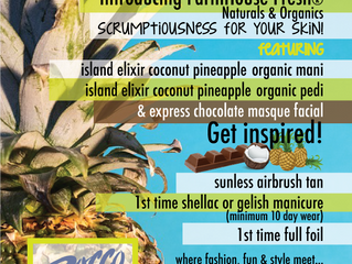 Aloha! May & June Features