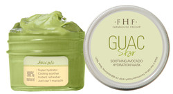 Guac Star Soothing Avocado Mask