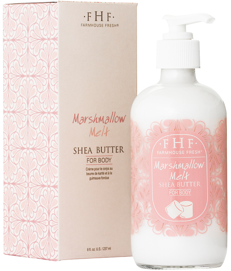 Marshmallow Melt Shea Butter