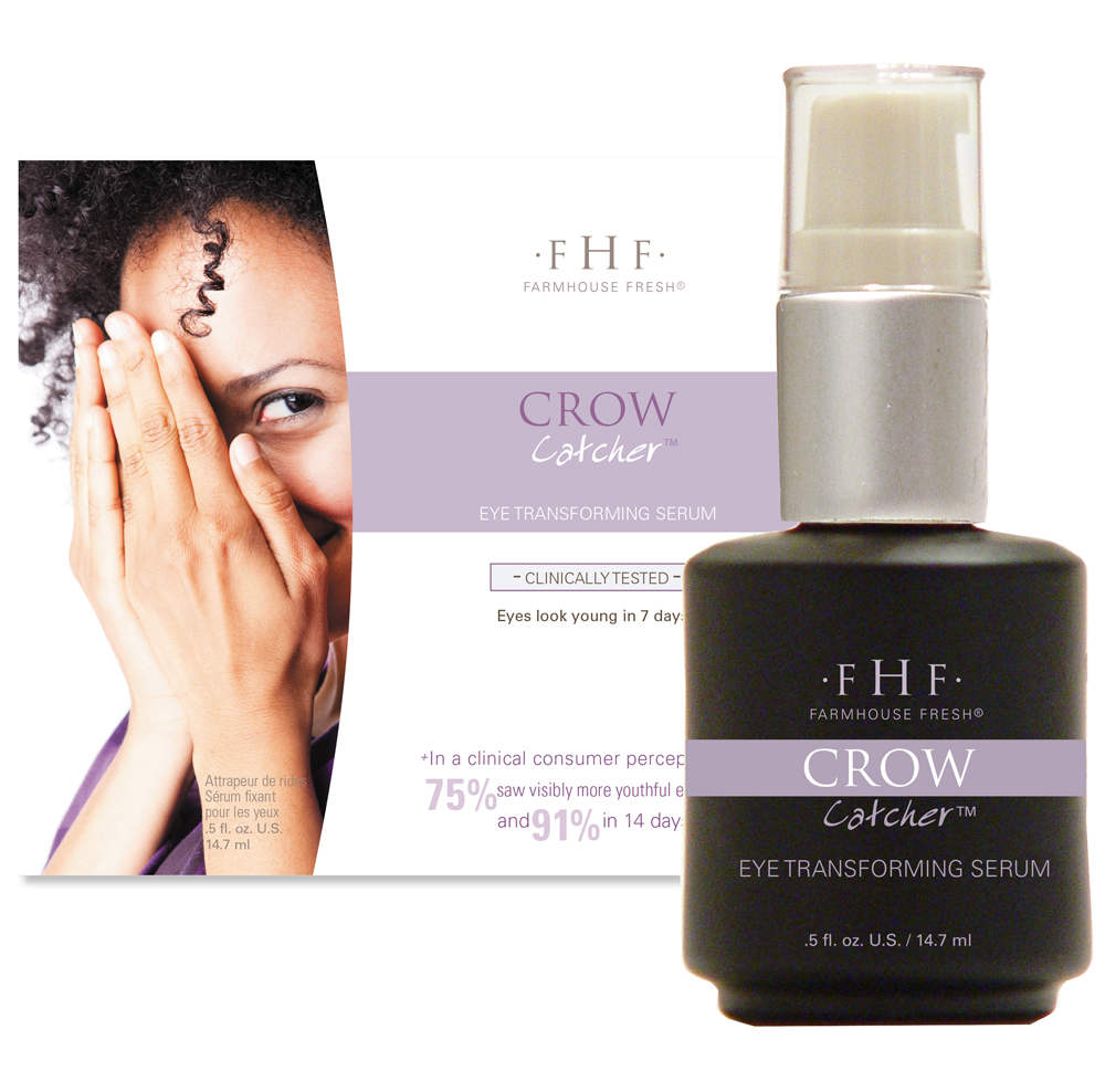 Crow Catcher Eye Transforming Serum