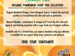 Our Organic Mandarin Whip Collection