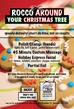 Rocco Around Your Christmas Tree!