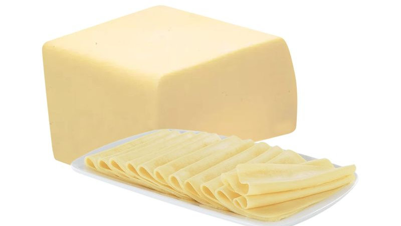 Azores  flamengo cheese (freshly sliced)