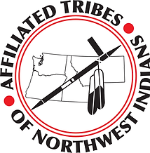 Affiliated Tribe of Northwest Indians Logo for Tule Films