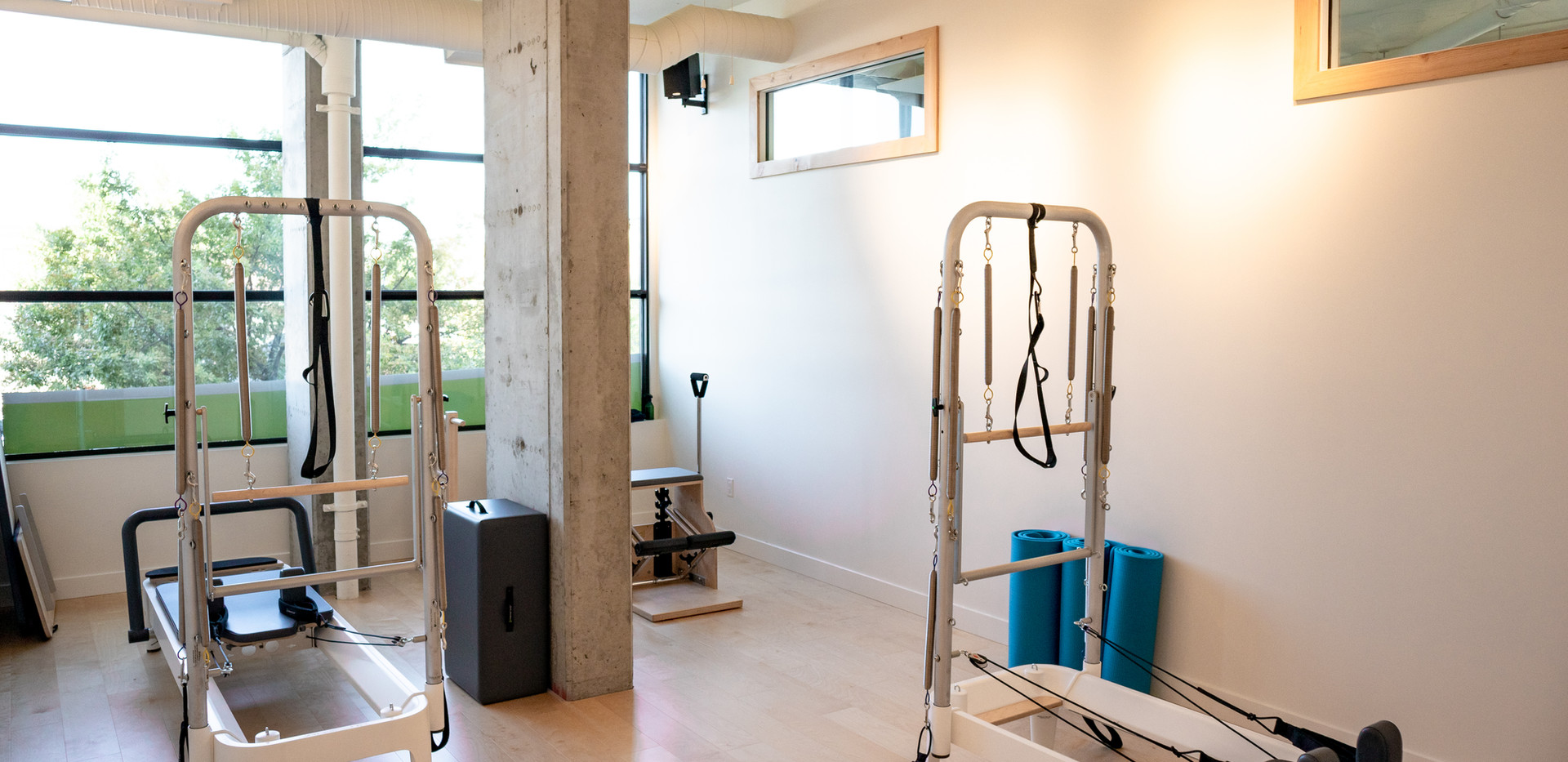 Private Pilates Room