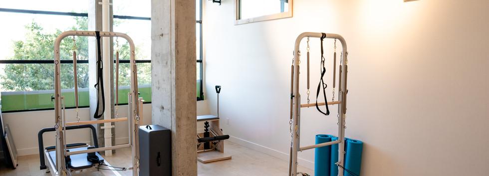 Private Pilates Room