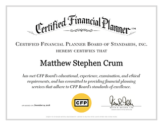 My CFP Digital Certificate.png