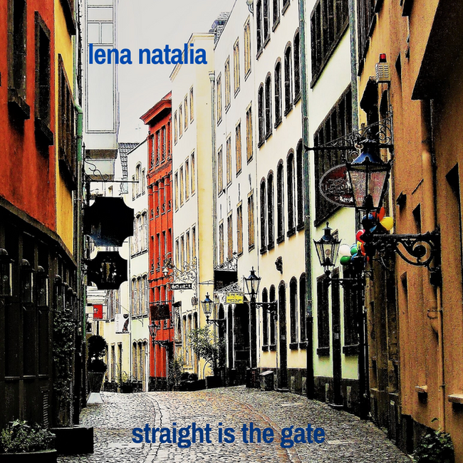 Album - Straight is the Gate (2020)