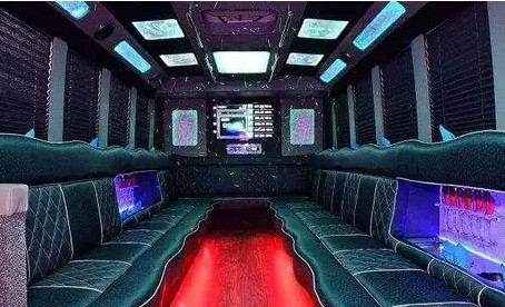 Things to take along in your wedding limo