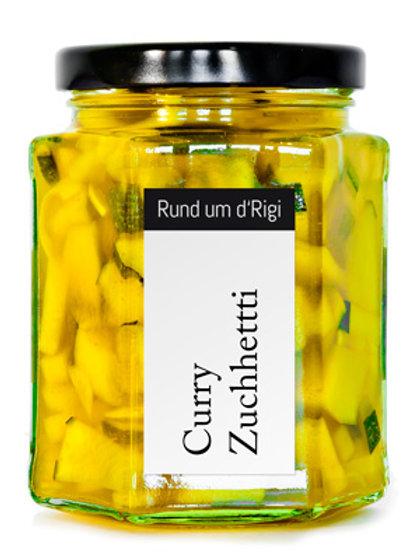 Curry Zuchhetti