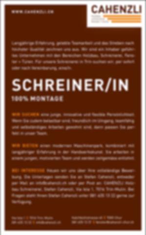 112x180mm_Schreiner_100Montage_Cahenzli_