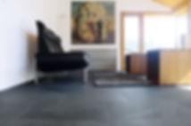 Plattenbeläge Bodenleger Laax Surselva plattformlaax.ch Valserstein