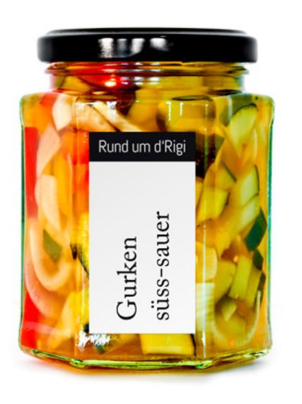 Gurken Süss-Sauer