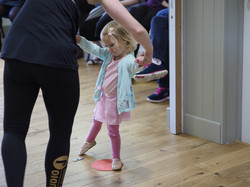 Ballet classes for ages 2 and up