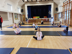 Acrobatics for ages 4 and up