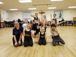 Fun friendly dance classes for kids