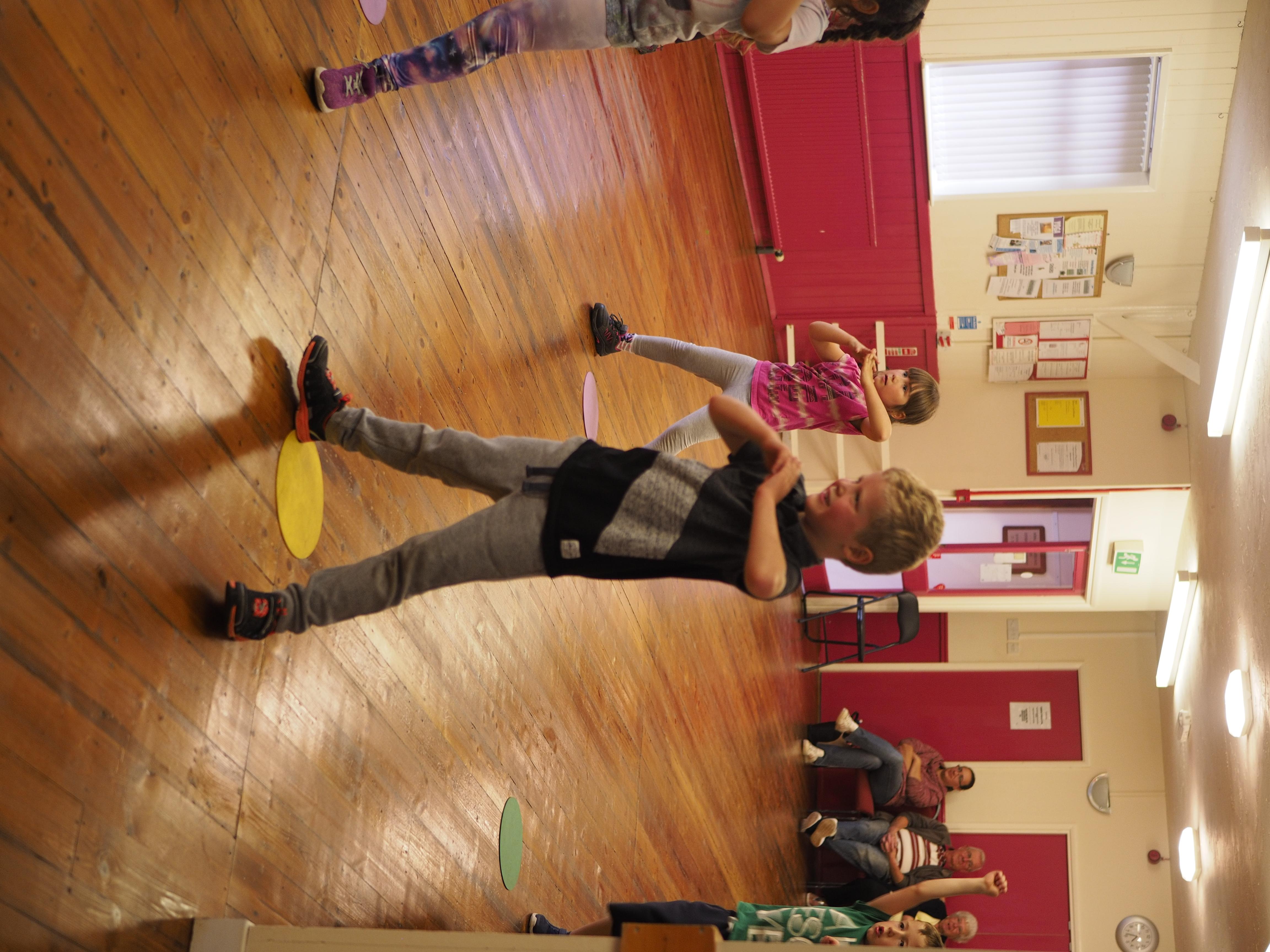 Street dance for kids