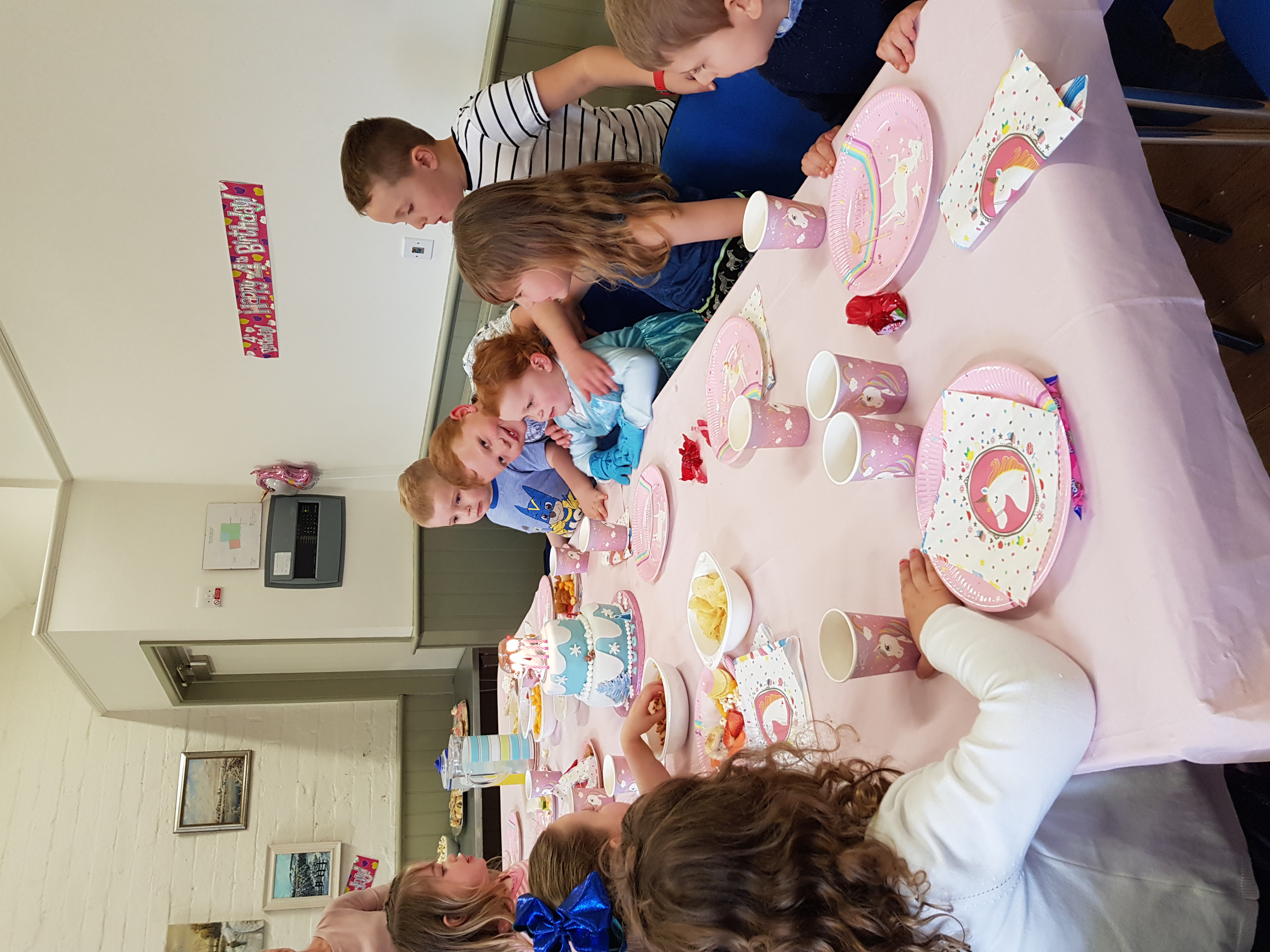 Birthday party's for kids