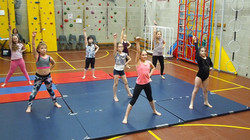 acro dance class age 7