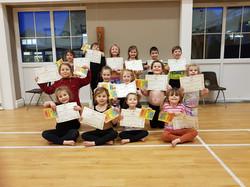 Acrobatics awards