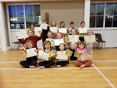 Acrobatics classes for kids