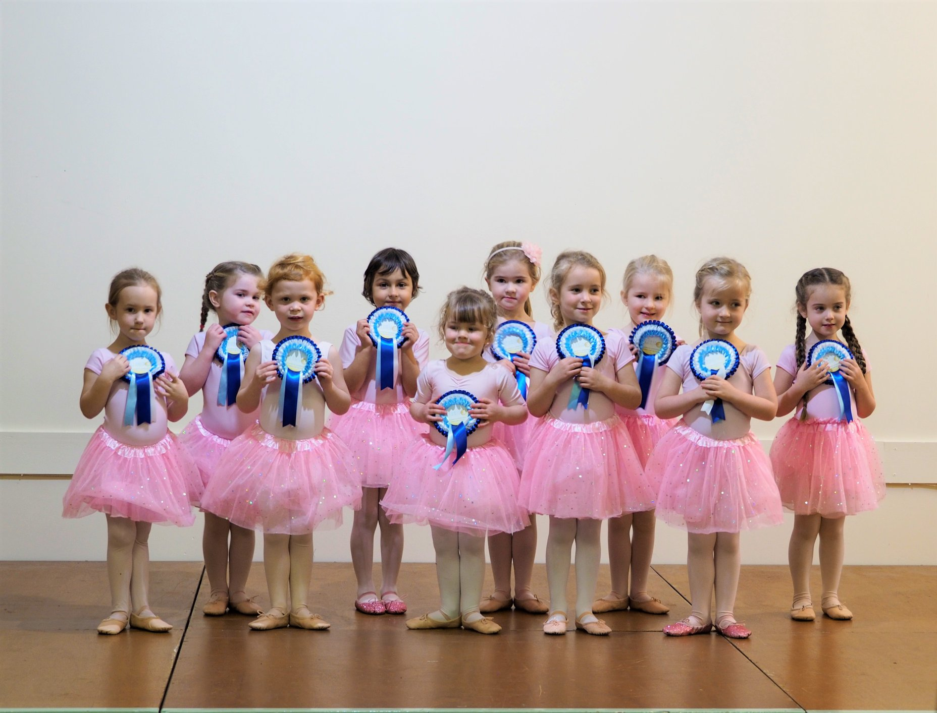 Tutus & Taps awards