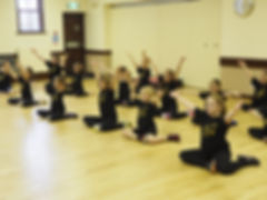 lyrical contemporary dance lessons classes for children