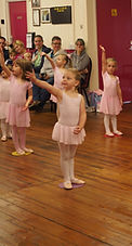 ballet, tap, theatre craft from 3 years
