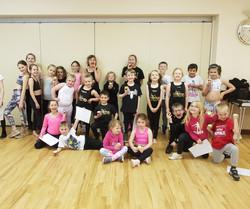 Tuesday street dance class