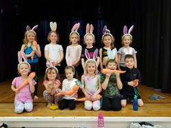 Easter dance fun
