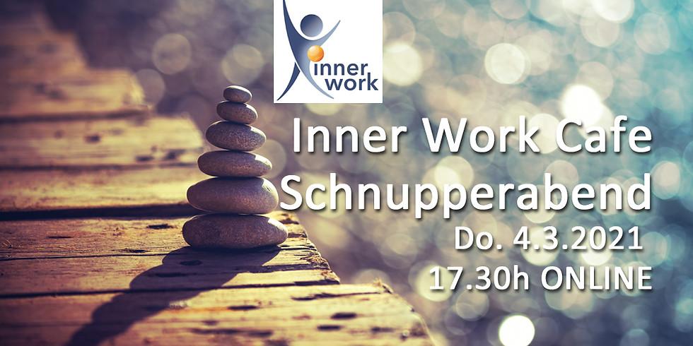 Inner Work Cafe Schnupperabend